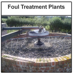 Foul Treatment Plants